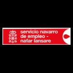 Logo Servicio Navarro de Empleo