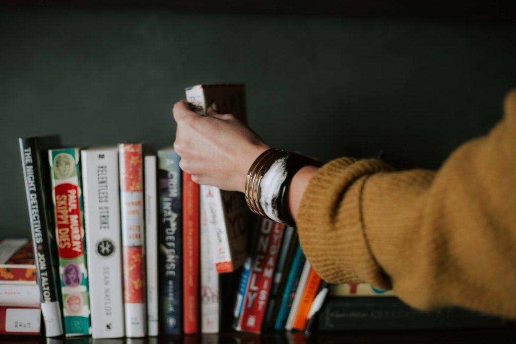 Importancia de leer libros en inglés